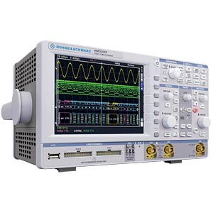 Mixed-signal oscilloscope, 300 MHz, 2 channel ROHDE & SCHWARZ 3593.1629.02