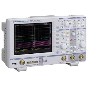 50 MHz mixed-signal oscilloscope, 2 channels ROHDE & SCHWARZ 21-1002-RS00