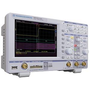 R&S®HMO1212, 100 MHz Oscilloscope 2 Channel ROHDE & SCHWARZ 3593.8617.02