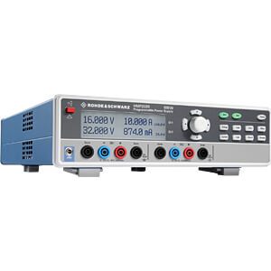 Laboratory power supply, 2 channel, HMP 2020 ROHDE & SCHWARZ 3629.6718.02