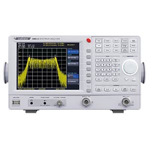 Spectrum analyser, basic device, 1.6 GHz HAMEG 22-1000-X000