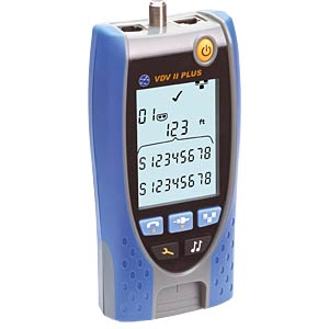 VDV II Plus, cable tester IDEAL INDUSTRIES NETWORKS R158002