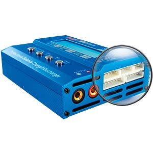 iMAX B6 Mini Multifunktions-Akku-Lader, 60W IMAX IMAX B6 MINI