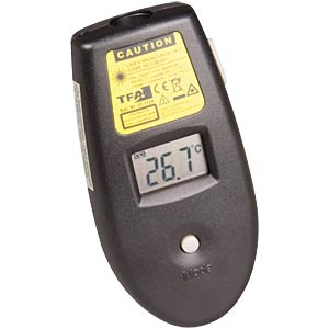 Infrarot-Thermometer Mini-Flash III, -33 bis +250°C TFA DOSTMANN 31.1114
