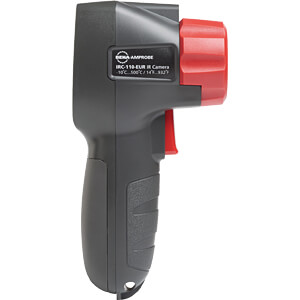 Thermal imaging camera, IRC-110-EUR, -10 to 500°C, 128 x 128 pix AMPROBE 4909794