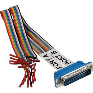 Oscilloscope pour PC, 2canaux, 48MHz, 8bits JOY-IT JT-SCOPEMEGA50