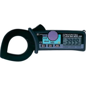 Stromzange, digital, AC, bis 100 A KYORITSU KEW-2432