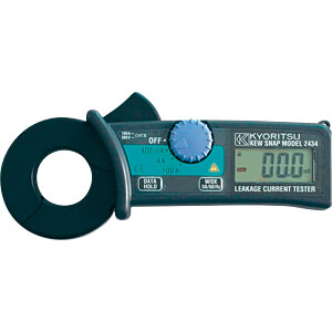 Stromzange, digital, AC, bis 100 A KYORITSU KEW-2434