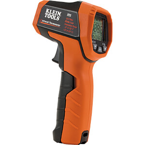 Infrared thermometer, -30 to +500°C KLEIN TOOLS IR5