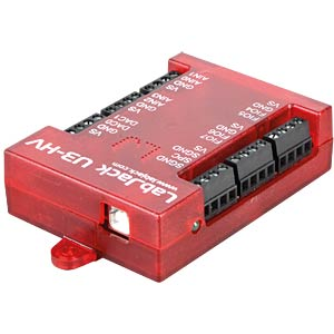 USB-Mini-Messlabor MEILHAUS LABJACK U3-HV