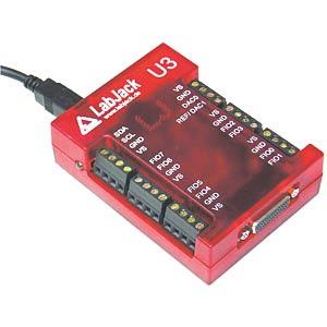 USB mini measuring lab MEILHAUS LABJACK U3-LV