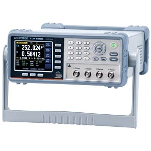 Präzisions-LCR-Meter, 100 kHz GW-INSTEK 01CR610000GT