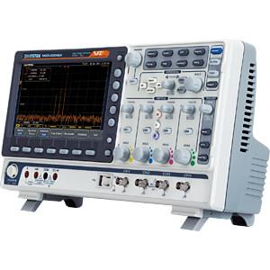 Mixed-Domain-Oszilloskop MDO-2204EX, 200 MHz, 4 Kanäle GW-INSTEK MDO-2204EX