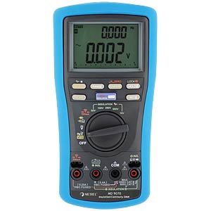Multimeter MD 9070, digital, für Isolations- / Durchgangsmessung METREL 20992367