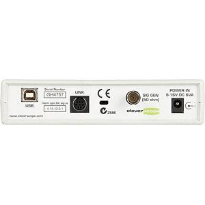 USB-oscilloscoop Cleverscope, 2 kanalen MEILHAUS CS328A
