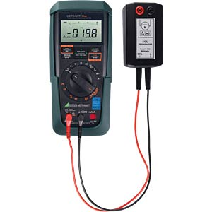 Multimeter METRAHIT COIL, digital, 3000 Counts, TRMS GOSSEN METRAWATT M246C