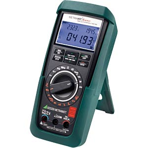 Multimeter METRAHIT ENERGY, digital, 60000 Counts, TRMS GOSSEN METRAWATT M249A