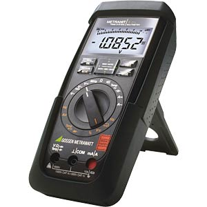 Multimeter METRAHIT X-TRA, digital, 12000 Counts, TRMS GOSSEN METRAWATT M240A