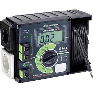 Test instrument for tests in accordance with DIN VDE 0701-0702 GOSSEN METRAWATT M700D