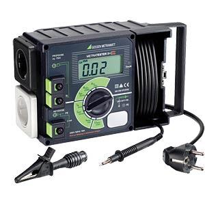 Gerätetester METRATESTER 5+, DIN VDE 0701-0702 GOSSEN METRAWATT M700D