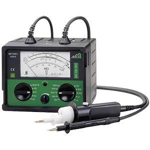 Insulation measuring instrument 1000Volts, analogue GOSSEN METRAWATT M540C