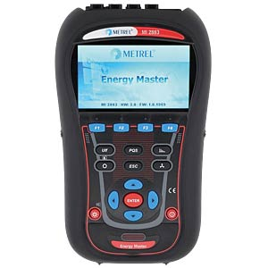 Class S Power Quality Analyser Energy M. METREL 20992472