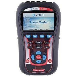 Netzanalysator PowerMaster, 3-Phasen METREL 20992247