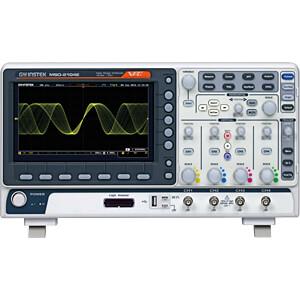 Mixed-Signal-Oszilloskop MSO-2104E, 100 MHz, 4 Kanäle GW-INSTEK MSO-2104E