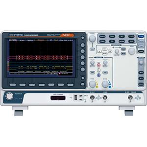 Mixed-Signal-Oszilloskop MSO-2202E, 200 MHz, 2 Kanäle GW-INSTEK MSO-2202E