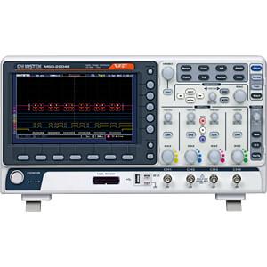 Mixed-Signal-Oszilloskop MSO-2204E, 200 MHz, 4 Kanäle GW-INSTEK MSO-2204E