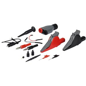 measuring Kit, Basic-oscillo, 18 pieces ELECTRO PJP 44700