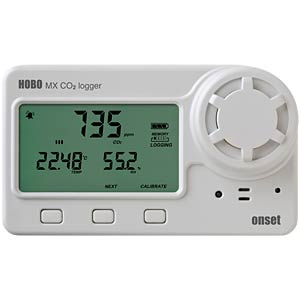 HOBO Carbon Dioxide / Temp / RH Data Logger HOBO MX1102