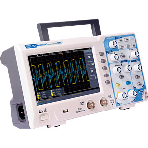 Digital storage oscilloscope, 20 MHz, 2 channels PEAKTECH P 1335