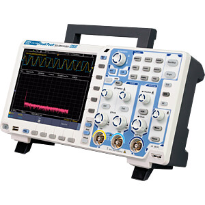 Digital storage oscilloscope, 60 MHz, 2 channels, All-In-One PEAKTECH P 1355