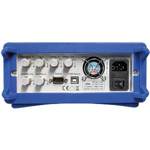 DDS/arbitrary function generator, 30 MHz PEAKTECH P 4105