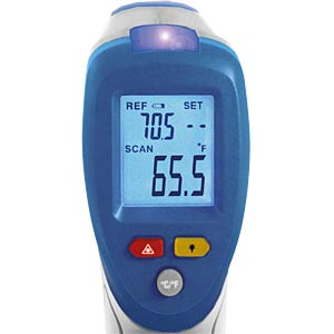 IR Differenz Thermometer, -50 ... +380°C PEAKTECH P 4945