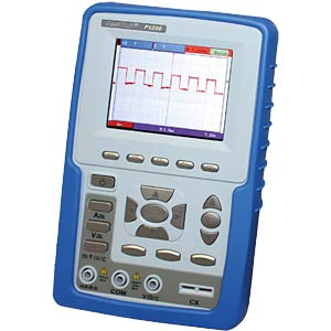 20 MHz 1-channel digital storage oscilloscope/DMM PEAKTECH 1220