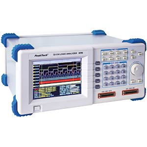 32-channel logic analyser with USB and RS-232 C PEAKTECH 1235