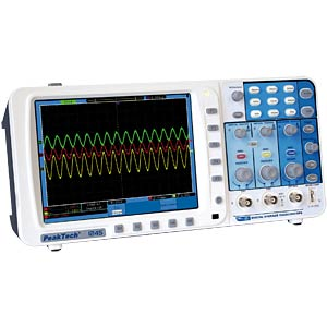100 MHz/2 CH, 1 GSa/s, Digital Speicheroszi. PEAKTECH 1245