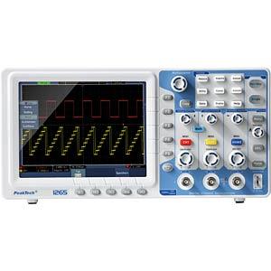 30MHz/2-channel digital storage oscilloscope PEAKTECH P 1265