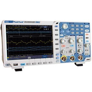 Digital Multifunction-Oscilloscope, 100 MHz PEAKTECH P 1360