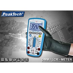 Digital-Multimeter / LCR-Meter PEAKTECH P 2180