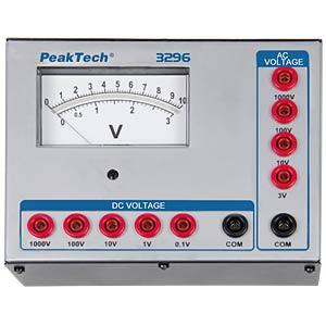 Voltmeter, analog, 1000 V PEAKTECH P 3296