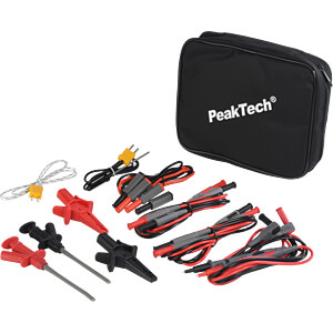 Digital multimeter, 6000 counts, IP67, special promotion PEAKTECH P 3443 PROMO