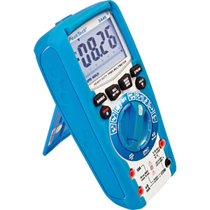 Multimeter, digital, 6000 Counts, TRMS, IP67, Bluetooth PEAKTECH P 3445