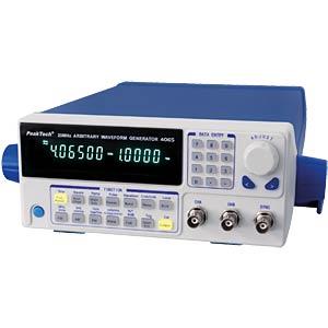 DDS Arbitary Waveform Generator, 1 µHz-20MHz PEAKTECH P 4065