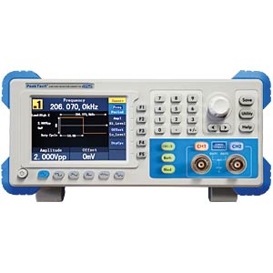 Arbitrary function generator PEAKTECH P 4125