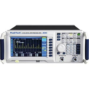 Digitale spectrum-analyzer, 1,5 GHz PEAKTECH P 4130