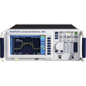 Spektrumanalysator, 9 kHz bis 2200 MHz PEAKTECH P 4135