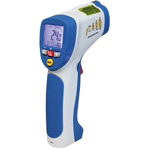 2-in-1 IR/K-type thermometer, -50 - +850°C, 30:1 PEAKTECH P 4950
